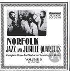 Norfolk Jazz And Jubilee Quartet Vol. 6 (1937-1940)