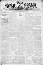 Freund's Musical Weekly, Vol. 1, no. 6, December 02, 1882