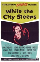 While the City Sleeps (1956): Shooting script