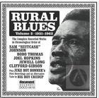 Rural Blues Vol. 2 (1951-1962)