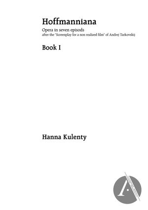 Hoffmanniana (Book I), C Major