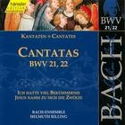 Bach: Cantatas, BWV 21, 22