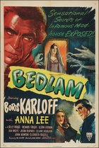 Bedlam (1946): Shooting script