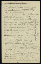 Partial Manuscript on Categories of Speech