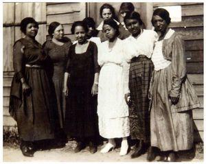 Afro American Women
