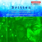 Britten: Les Illuminations and other works