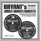 Bryant's Jubilee Quartet / Quintette