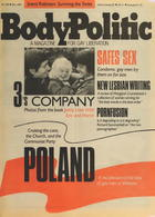 The Body Politic no. 109, December 1984