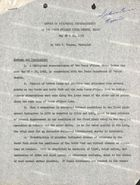 Report on Biological Reconnaissance of the Coeur d'Alene River System, Idaho, May 28-30, 1952