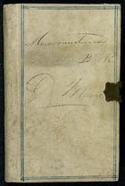 Journals of D. Munro, Vol. 2