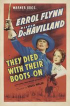 They Died With Their Boots On (1943): Shooting script