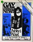 Gay Community News: Volume 2, Number 5, June 1980