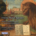 Venetia Mundi Splendor: Music and Politics in Venice Between the Middle Ages and Humanism