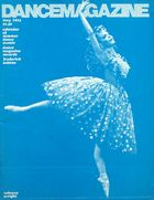 Dance Magazine, Vol. 48, no. 5, May, 1974