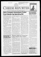 Cheese Reporter, Vol. 126, No. 4, Friday, August 3, 2001