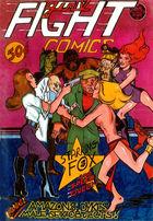Girl Fight Comics, no. 1