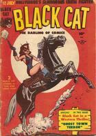 Black Cat Comics, Vol. 1 no. 12