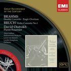 Brahms/Bruch: Double Concerto; Tragic Overture / Violin Concerto No.1