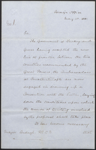 Letter from Lord Granville to J. C. Ardagh, May 10, 1881