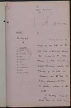 Draft Minute from R. L. A. to Under Secretary of State, Foreign Office, re: 1906 Arrest and Detention of Mr. Yates in Honduras, June 18, 1908