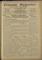 Cheese Reporter, Vol. 56, no. 42, June 27, 1932