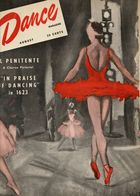 Dance Magazine, Vol. 22, no. 8, August, 1948