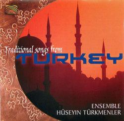 Ensemble Hüseyin Türkmenler: Traditional Songs From Turkey album art
