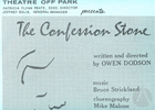 Playbill for The Confession Stone, written and directed by Owen Dodson