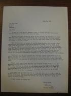 Stanley Milgram to Alan Elms, June 27, 1961
