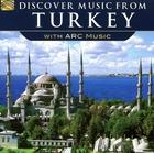 Discover Music From Turkey album art