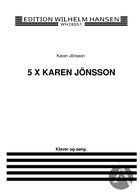 5 X Karen Jönsson