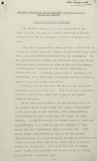 Britain's Economic Situation - Text of Statement at Press Conference by Sir Stafford Cripps, March 21 [1947]