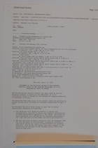 Email Containing Statement by Rwandese Patriotic Front and Reuters Story on Rwandan Genocide