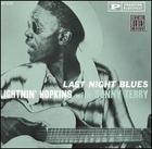 Lightnin' Hopkins with Sonny Terry: Last Night Blues