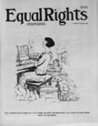 Equal Rights, Vol. 01, no. 11, April 28, 1923