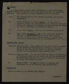 Amendments to Resettlement Grants Scheme