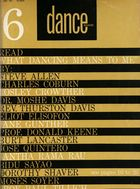 Dance Magazine, Vol. 31, no. 6, June, 1957