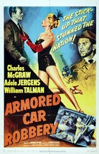 Armored Car Robbery (1950): Shooting script