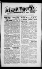 Cheese Reporter, Vol. 73 no. 35, Friday, April 22, 1949
