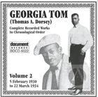 Georgia Tom (Thomas A. Dorsey) Vol. 2 (1930-1934)