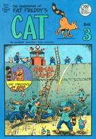 Fat Freddy's Cat, no. 3