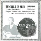 Bumble Bee Slim Vol. 1 1931-1934