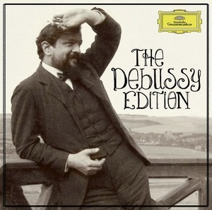 The Debussy Edition (CD 1-8)