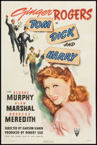 Tom, Dick and Harry (1941): Shooting script