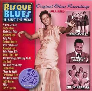 Risqué Blues: It Ain't the Meat