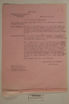 Copy of Interrogation, March 14, 1947
