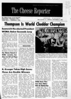 Cheese Reporter, Vol. 86, No. 11, Friday, November 9, 1962