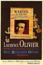 Beggar's Opera (1953): Continuity script
