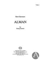 Alman (Violin 1)