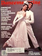 Dance Magazine, Vol. 59, no. 9, September, 1985